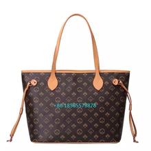 New Shopping Bag Big Brand Luxury Design Women Handbag