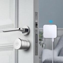 Cryptage Intelligent de serrure de porte de sécurité de cylindre de noyau de serrure intelligente de zemimart Tuya Zigbee avec des clés fonctionnent avec l'application de vie intelligente