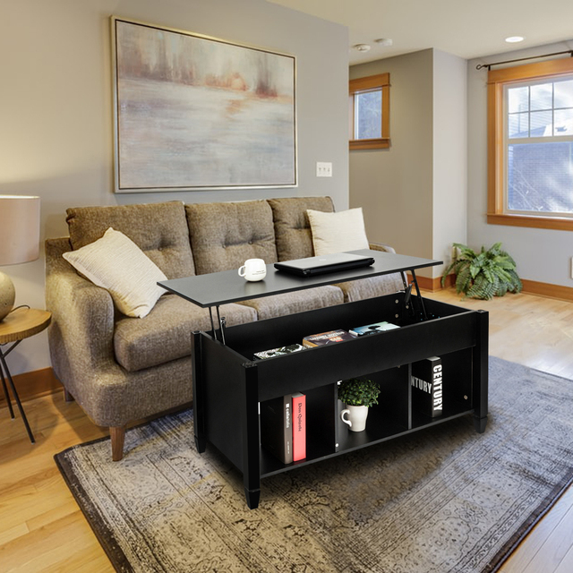 Lift Top Coffee Table  1