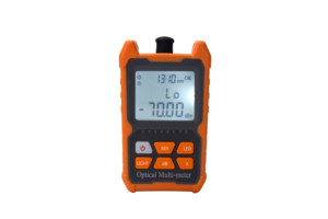 Image 2 - Ftth 2 in 1 handheld Fiber mini Optical Power Meter  70+6 dBm with Network Cable Test Function Free Shipping