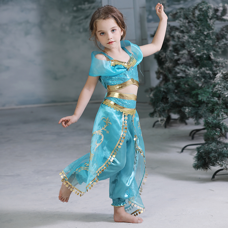 H91d6b05be2c9488bbfc5288e901e8e66z 2019 Children Girl Snow White Dress for Girls Prom Princess Dress Kids Baby Gifts Intant Party Clothes Fancy Teenager Clothing