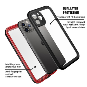 Image 4 - SHELLBOX Waterproof Case For iPhone 11 Pro Max 360 Protector Cover Shockproof Swimming Diving Coque for iPhone11 Underwater Case