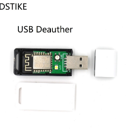 Dstike deauth 検出器 usb wifi deauther 事前フラッシュ D4 009