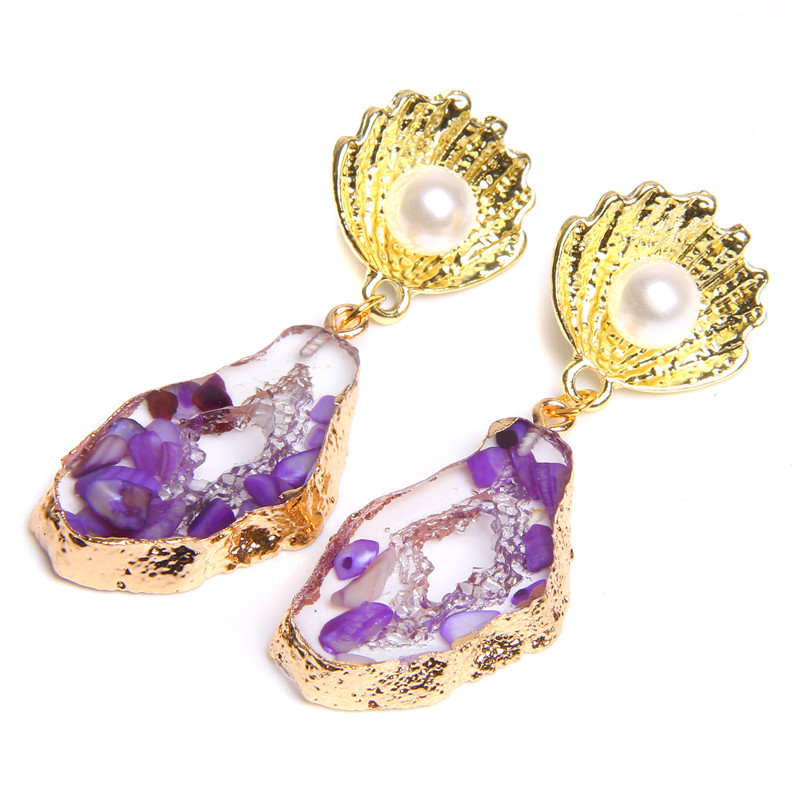fashion jewelry and earring