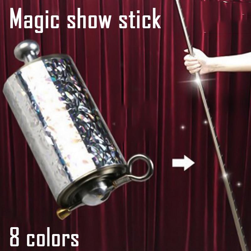 1 шт. Нержавеющаясталь карман самообороны телескопическая палка Портативный боевые искусства производительность металлический Волшебна...