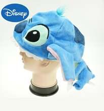 Disney stitch теплая шапка распродажа милые шапки зимняя снежная