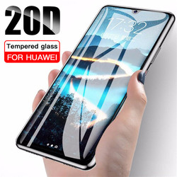 На Алиэкспресс купить стекло для смартфона 20d protective glass for huawei honor y5 y7p p20 p30 p40 mate 30 p smart lite 2019 protector tempered screen glass full cover