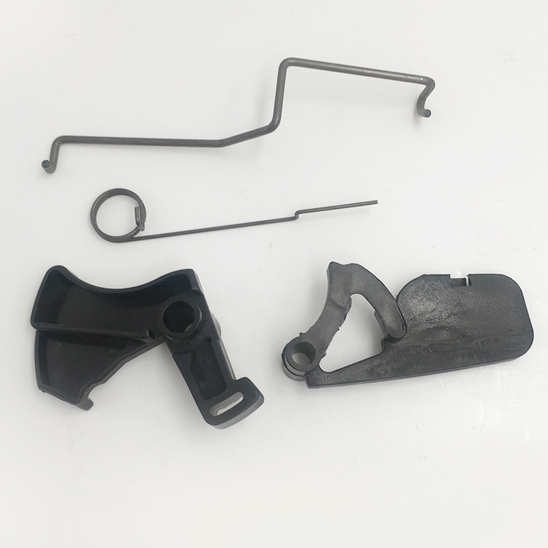 HUNDURE Throttle Trigger Rod Lever Arm Spring Kit For Stihl 017 018 MS170 MS180 Chainsaw Parts