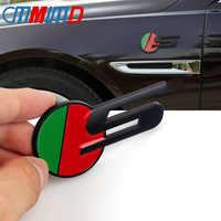 Auto 3D Metall Legierung S logo Emblem Abzeichen Aufkleber Für Jaguar S R S-typ F-typ X -typ F tempo E tempo XF XFL XK XJ XE Decor Aufkleber