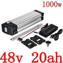 48V 20AH Lithium Battery48V 500W 750W 1000W Electric Bike Battery 48V 8AH 10AH 12AH 13AH 15AH 18AH 20AH Ebike Battery+2A Charger