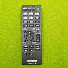 Б/у оригинальный телефон с дистанционным управлением для sony RM AMU214 system audio
