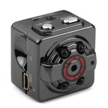 SQ8 Body Motion Sport Wireless DVR DV Micro Camera 1080P HD Night Vision Sensor Mini Video Camera