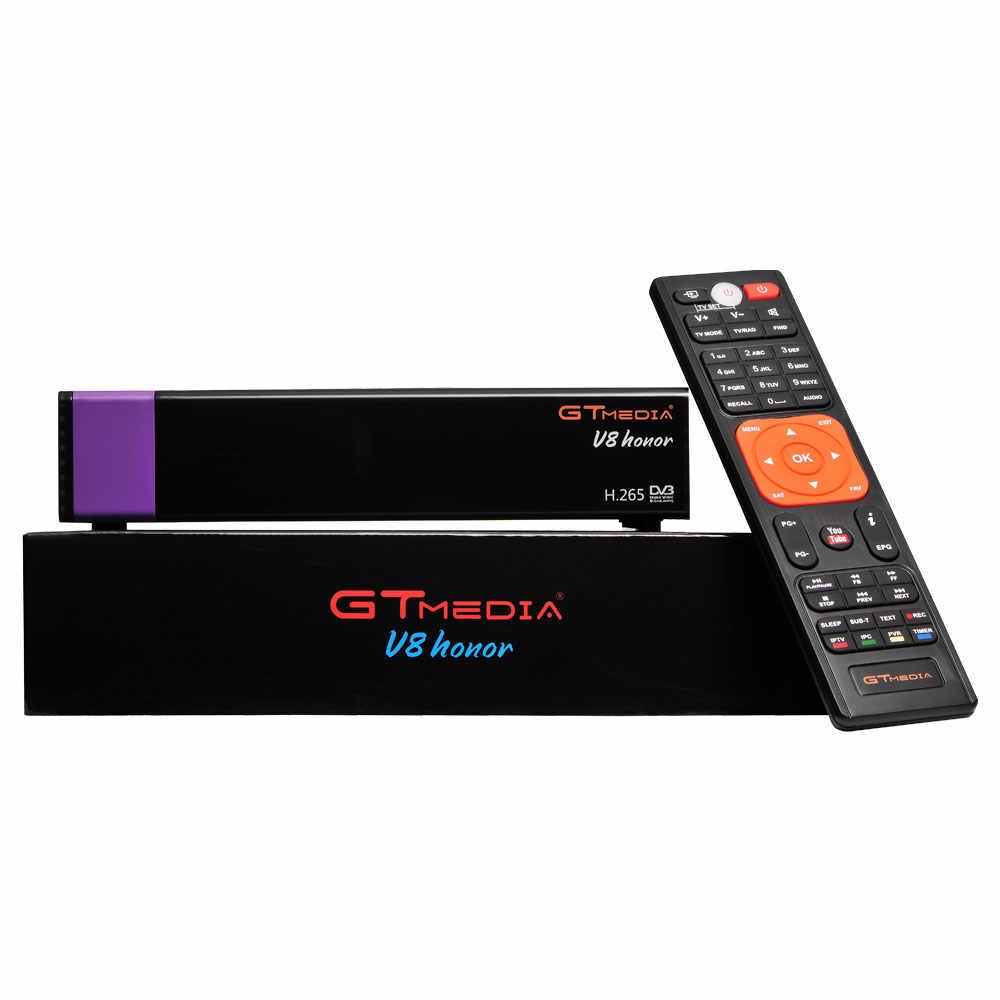 Full HD gtmedia v7s HD stesso come gtmedia v8 honor DVB-S2 ricevitore Satellitare gtmedia v7 costruito in wifi Gtmedia V8 NOVA v9 super