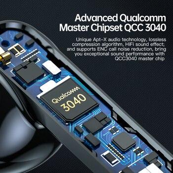 Беспроводные наушники KUULAA QCC 3040