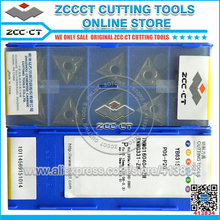 10pcs ZCC insert TNMG160404 -ZM YB6315 ZCC.CT TNMG 160404 ZM ZCCCT cnc tools for medium cut of steel TNMG160404-ZM