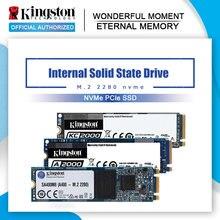 Kingston SSD M2 nvme 250gb 500gb 1tb M2 M.2 NVME 1TB SSD PCIe 2280 SSD Interno disco Rígido Solid State Disk