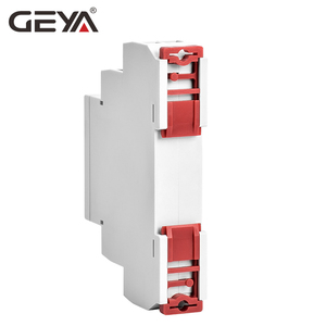 Image 4 - Free Shipping GEYA GRI8 01 Current Monitoring Relay Current Range 8A 16A AC24V 240V DC24V Overcurrent Protection Relay