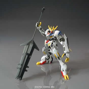 Beliebte Japan Hobby /144 Modell Skala HG #33 Barbatos Lupus Rex Eisen-Blooded Waisen IBO montiert Roboter spielzeug Anime action figur