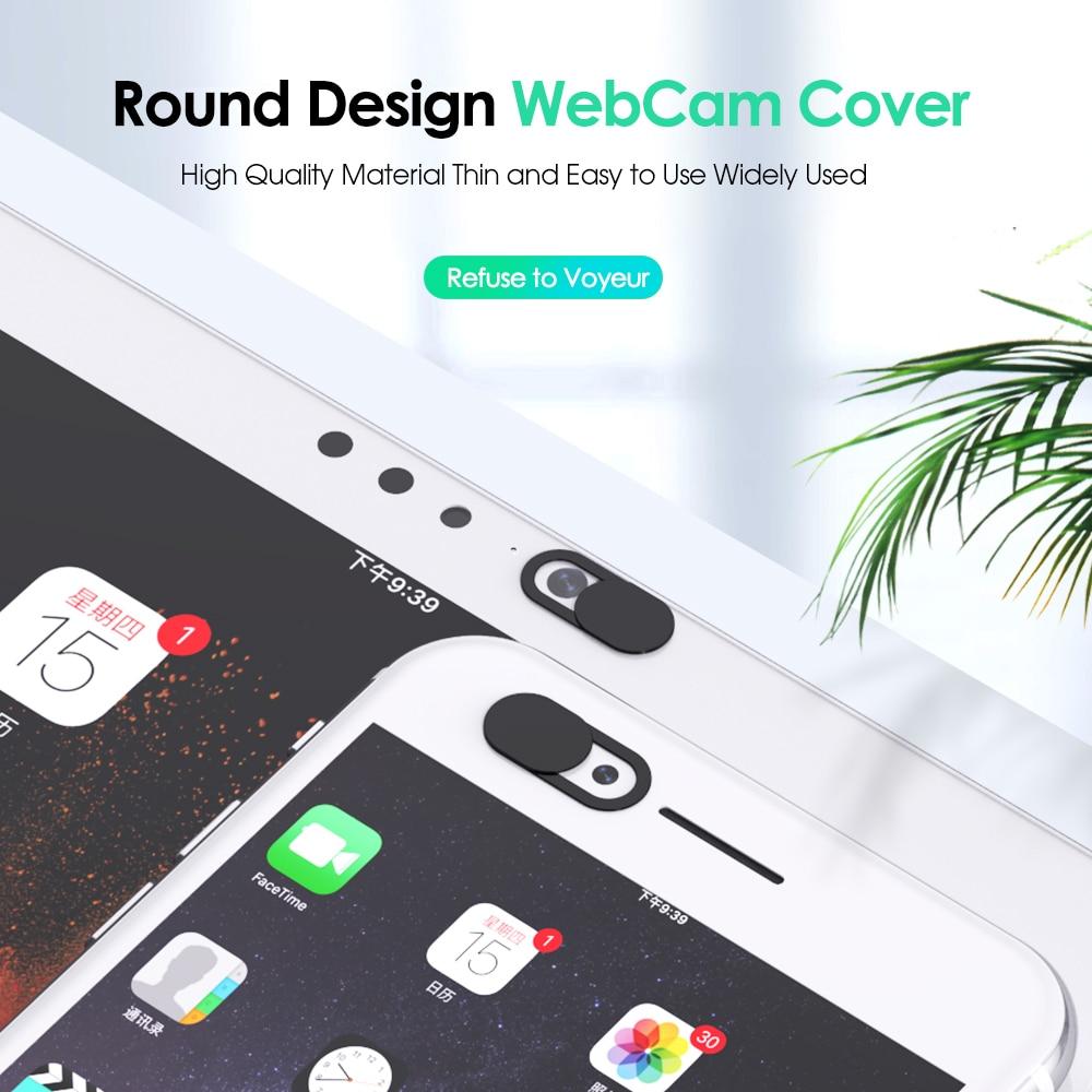 20 шт. Универсальный ультра-тонкая веб-камеры крышки объектива веб-Портативный Камера крышкой для ноутбуков PC/Mac OS для мобильного телефона, планшета, аксессуары
