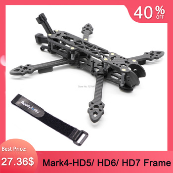 Mark4-HD Mark4 HD Mark 5inch 224mm / 6inch 260mm / 7inch 295mm FPV Racing Drone Quadcopter Freestyle Frame For XL5 / APEX Frame