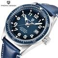 Relogio Masculino Pagani Дизайнерские мужские модные автоматические военные часы люксовый бренд водонепроницаемые механические часы мужские часы Saat