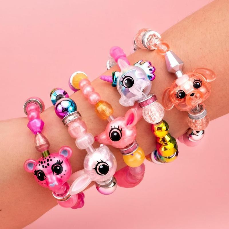 Magic Magic Flexible Bracelets Shilly Transformation Pet Toy DIY Children Creative First