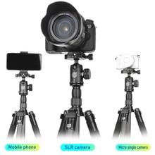 Get more info on the YUNAO Photographic Portable Aluminium Alloy Tripod Rotating ball 360� panoramic Tripod For phone SLR micro single camera . .