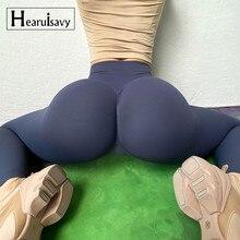 Automne sans couture Yoga pantalon haute élastique sport Fitness Legging femmes taille haute gymnase Scrunch bout à bout en cours d'exécution Leggings d'entraînement