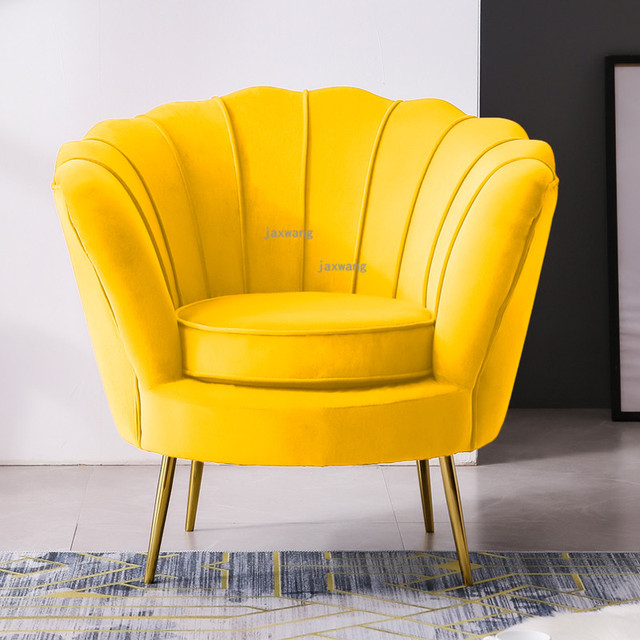 Single Shell Accent Chair 3