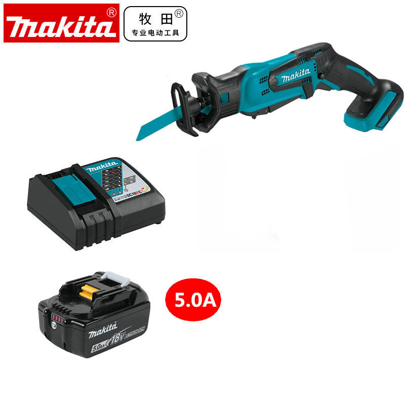 Makita DJR185 DJR185Z 18V LXT Cordless Li-ion Mini Reciprocating Saw