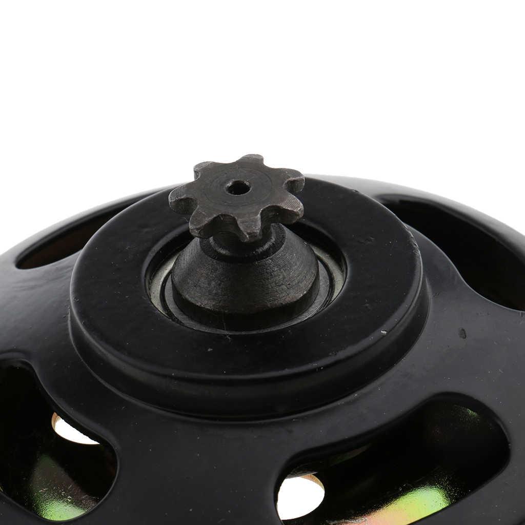 클러치 드럼 벨 하우징 47cc 49cc 미니 모터 쿼드 바이크 7T 25H