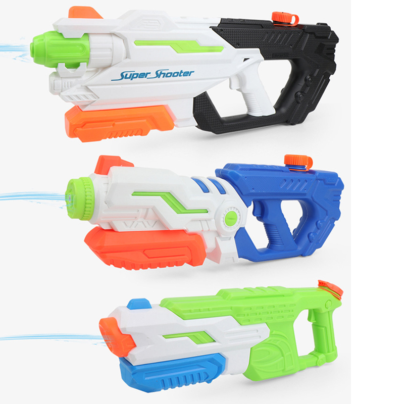 Large capacity Water Guns Summer water toys Boy beach bath toys Water-splashing Festival drift tools 10meters range water gun to