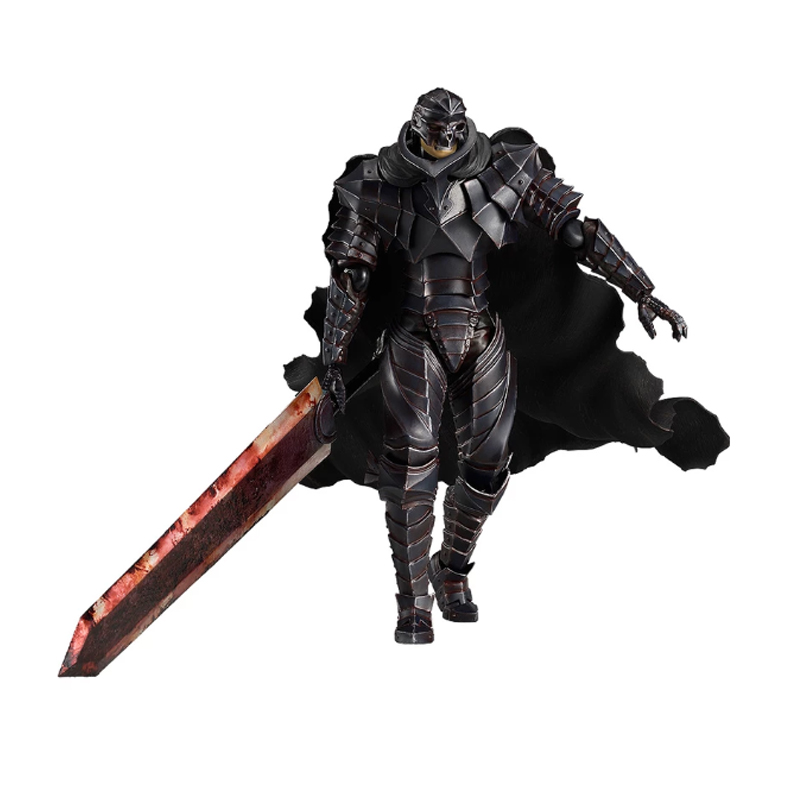 Free Shipping Berserk Figma 410 Black Swordman 359 Action Figure Collectible Model Toy B19