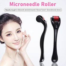 540 Micro Needle Roller Pen Microneedling Needles Length Microniddle Roller Mesoscooter For Face Beauty Skin Care