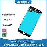 Pantalla LCD para Motorola Moto G5S Plus, XT1802, XT1803, XT1804, XT1805, XT1806, montaje de digitalizador con pantalla táctil