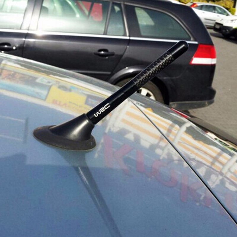 GENUINE FM REPLACEMENT CAR ROOF AERIAL MAST WORKS WITH Amplified radio signal