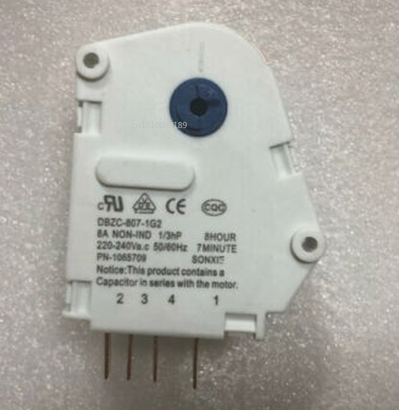 Free Shipping New Good Working High-quality For Refrigerator Parts DBZC-807-1G2 Refrigerator Defrosting Timer