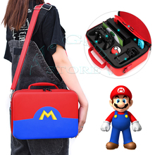 NS Nintend Switch Accessory Portable EVA Mi Bag Nitendo Pokeball Water resistent Protective Pocket Nintendoswitch Carrying