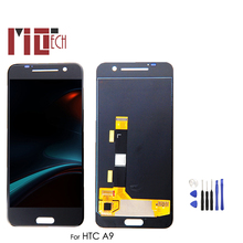 LCD Display For HTC One A9 A9W A9T A9D A9U Touch Screen Digitizer Assembly Replacement No Frame New 5.0'' Black все цены