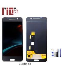 LCD Display For HTC One A9 A9W A9T A9D A9U Touch Screen Digitizer Assembly Replacement No Frame New 5.0'' Black недорго, оригинальная цена