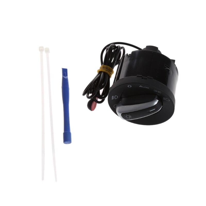 Sensore di luce Auto Testa Del Faro Interruttore Per Golf 5 6 MK5 MK6 Tiguan Touran