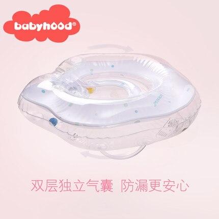 BABY'S Swim Ring Baby Collar Children Newborn CHILDREN'S Of Collar 0-12-Month Anti Choking Kids Household Toy