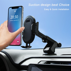 Image 2 - Arivn Dashboard Windshield  Gravity Sucker Car Phone Holder For iPhone X Holder For Phone In Car Mobile Support Smartphone Stand
