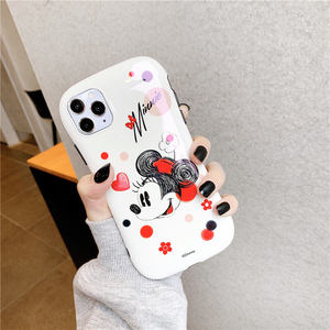 Image 2 - 2021 Disney original for iPhone7/8/ Plus X/XS/XR/XS Max 11/11 Pro / 11Pro Max Lovely Minnie Phone Case