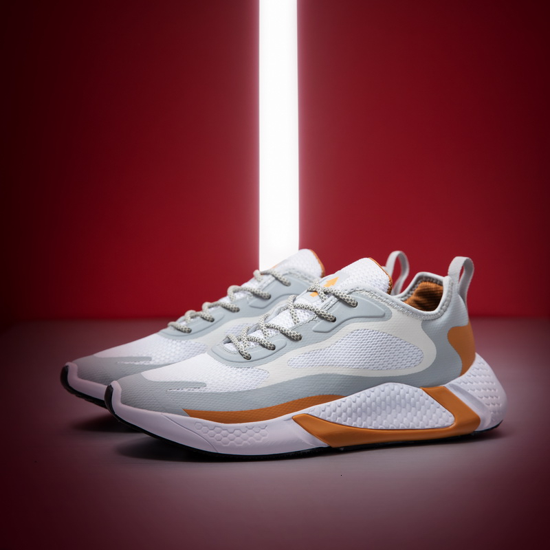 New men running sport Shoes Light Runing for Alpha Generation Reflect Light Vamp sneakers off white huarache Runing Waterproof