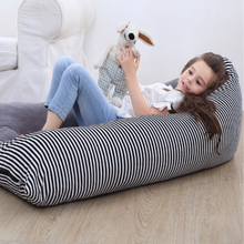 Bag Chair Storage Bag Stuffed Animal Toys Storage Bean Bag Chair Baby Kids Sofa Clothes Toy Storage Bags Home Bean Bag Chair free shipping baby bean bag with 2pcs gray up covers lazy sofa baby bean bag chair children bean bag chair bean bag seat cover