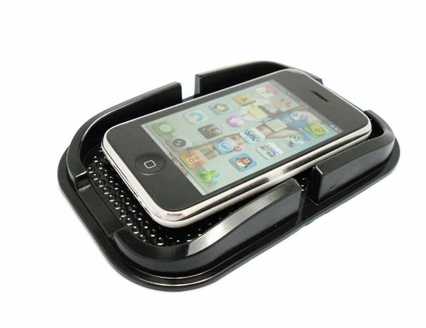 Pemegang Telepon Mobil Anti Slip Tikar untuk Dacia Duster Logan Sandero Stepway Lodgy MCV 2 Dokker untuk Daihatsu Terios Sirion yrv Charade