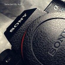 For Anti scratch Camera Skin Decal Sticker Sony A7R4 A7R3 A7M3 A7R2 A7M2 A7 A7R Wrap Cover Protector Wear Case