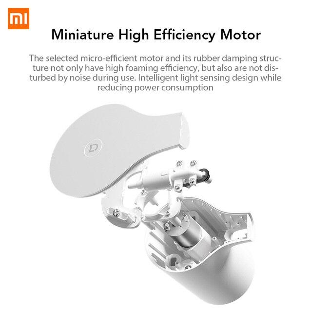 Xiaomi Mijia Hand Washer Automatic Induction Foaming Smart Wash Soap Dispenser Infrared Sensor Liquid Soap Dispensers Home 5