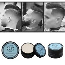 Воск для укладки волос свежие и натуральные увлажняющие стойкие продукты для укладки волос